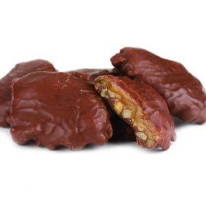 No Sugar Added Milk Chocolate Peanut Caramel Patty -0