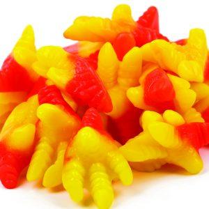 Gummi Chicken Feet-0