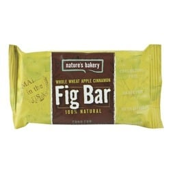 Apple Cinnamon Fig Bar 2 oz. -0