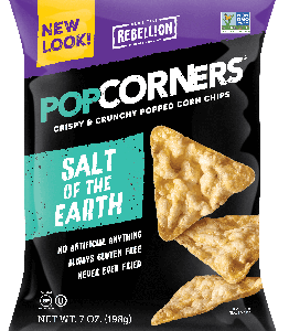 Popcorners - Sea Salt 7 oz.-0