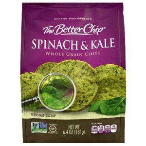 Tortilla Chips - Spinach & Kale - 6.4 oz.-0