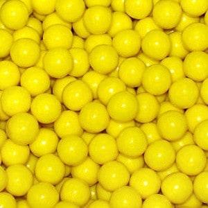Yellow Sixlets -0