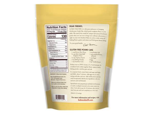 sorghum flour 2