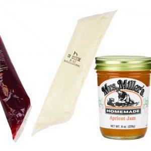 Jams, Jellies & Fruit Fillings/Butters