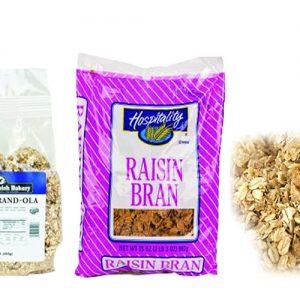 Granolas & Cereals