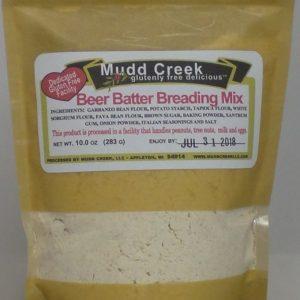 Mudd Creek Beer Batter Breading Mix - 10 oz.-0