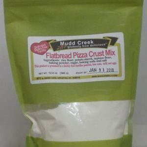 Mudd Creek Flatbread Pizza Crust Mix - 12 oz.-0