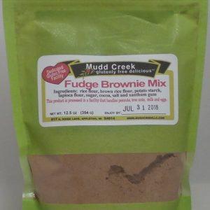 Mudd Creek Fudge Brownie Mix - 12.5 oz.-0