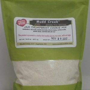 Mudd Creek Jam Thumbprint Cookie Mix - 14.5 oz.-0