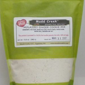 Mudd Creek Molasses Ginger Cookie Mix - 13.5 oz.-0