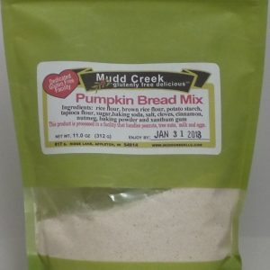 Mudd Creek Pumpkin Bread Mix - 11 oz.-0