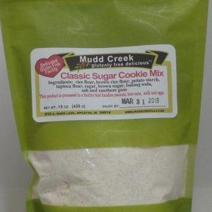 Mudd Creek Classic Sugar Cookie Mix - 15 oz.-0