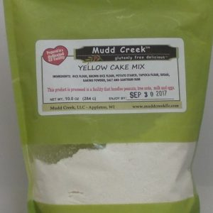 Mudd Creek Yellow Cake Mix - 10 oz.-0