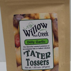 Willow Creek Mill Dilly Garlic 'Tater Tossers 1.65 oz. -2336