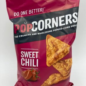sweet chili popcorners front