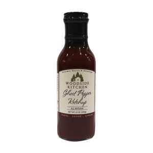 sauce ghost pepper ketchup