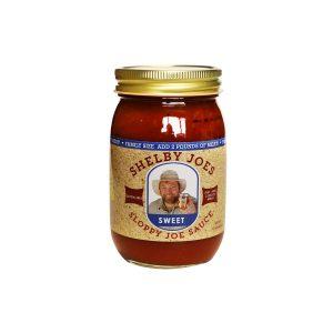 sauce sloppy joe sweet