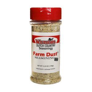 seasoning farm dust 5.25oz